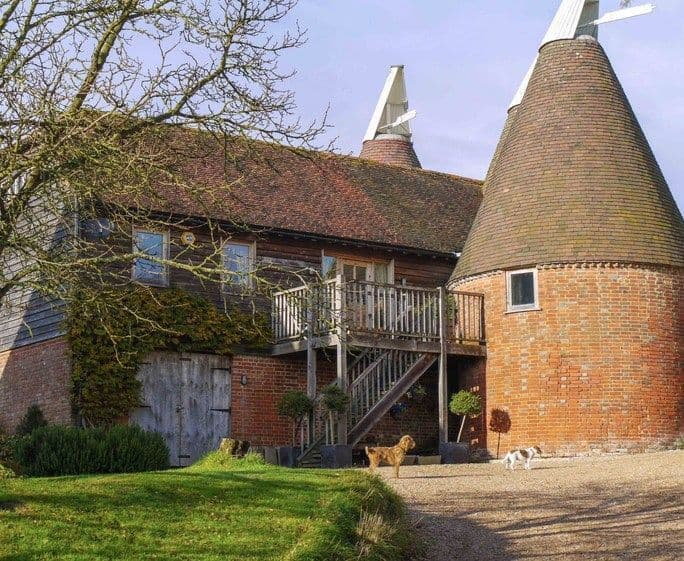 - Bourne Farm Oasthouse