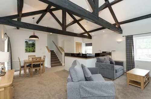 Last Minute Cottages - Superb Carlisle Lodge S113906
