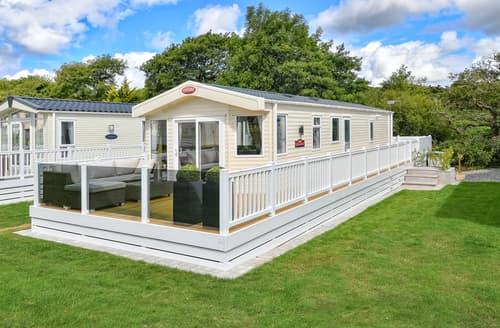 Big Cottages - Quaint Llanbedrog Lodge S114127