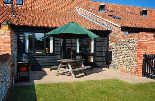 Last Minute Cottages - Tasteful Happisburgh Rental S9746