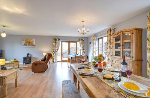 Dog Friendly Cottages - Breconview Lodge