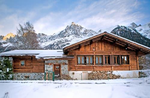 Last Minute Cottages - Beautiful Chamonix Cottage S114739