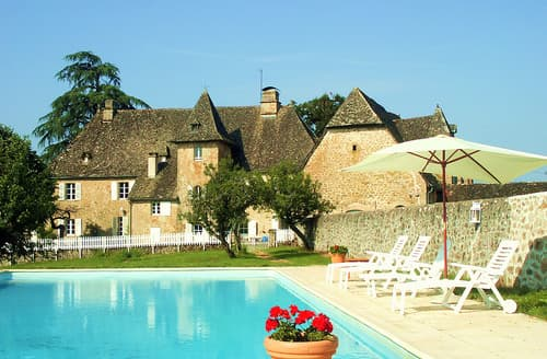 Last Minute Cottages - Wonderful Saint-Privat Cottage S114747