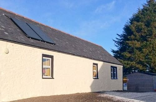 Last Minute Cottages - INGLESTON BARN