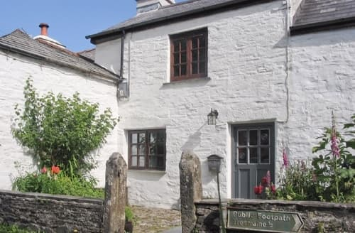 Last Minute Cottages - Inviting Launceston Cottage S25871
