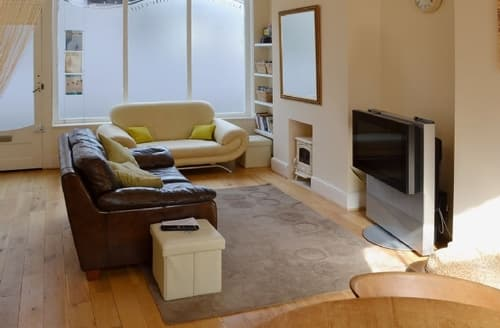 Last Minute Cottages - Inviting Broadstairs Cottage S26032