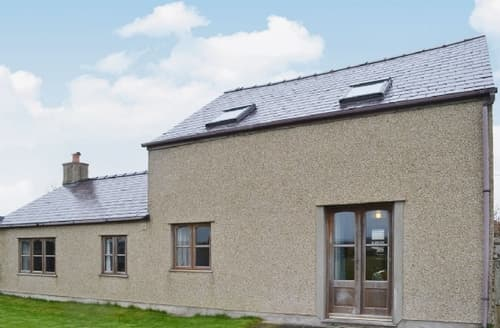 Big Cottages - Delightful Rhosneigr And Aberffraw Cottage S26134