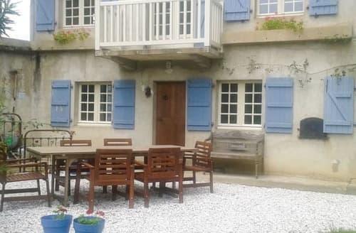 Last Minute Cottages - Luxury Orthez Cottage S119374