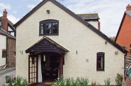 Last Minute Cottages - Charming Hereford Rental S2418