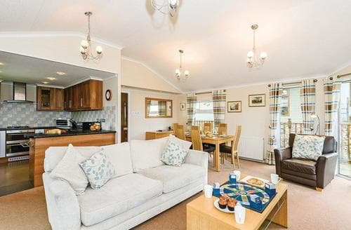 Last Minute Cottages - Charming Greystoke Lodge S120977