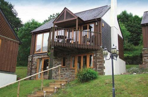 Last Minute Cottages - Attractive South Cornwall Lodge S26556