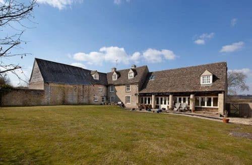 Last Minute Cottages - New Yatt Farm S121613