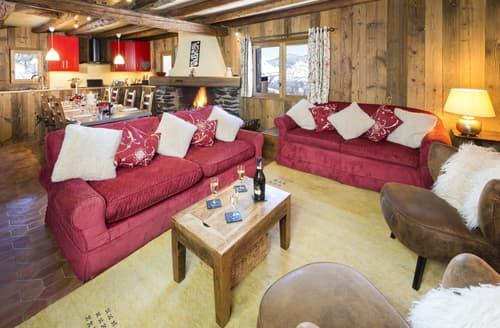 Last Minute Cottages - Exquisite Meribel Cottage S121772