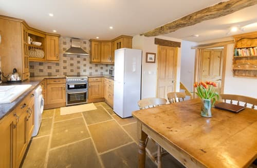 Last Minute Cottages - Quaint Leeds Barn S122184