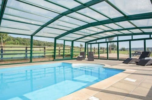 Big Cottages - 5 Star, Private Pool, Hot Tub, Sauna, Games Room, Luxury House S122356