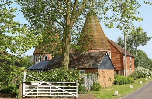 Last Minute Cottages - POTTS FARM OAST