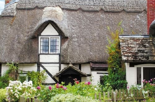 Last Minute Cottages - Captivating Royal Wootton Bassett Cottage S13732