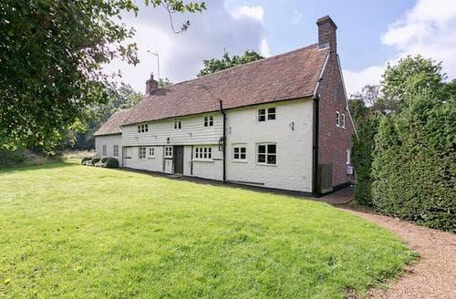 Big Cottages - Charming Arundel Cottage S13798
