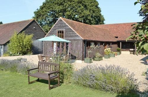 Big Cottages - Charming Battle Cottage S13831