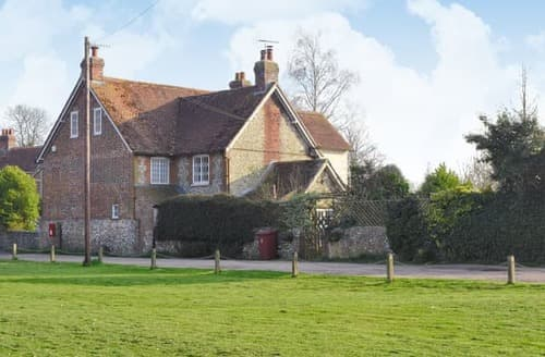 Big Cottages - Attractive Chichester Cottage S26047