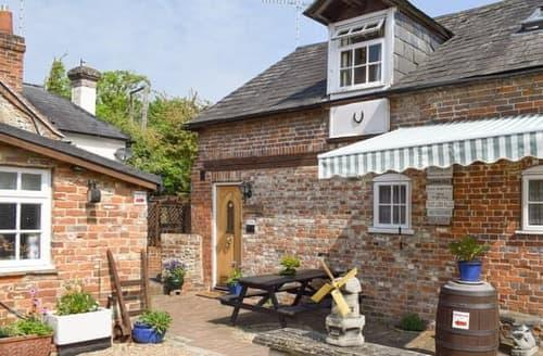 Big Cottages - Wonderful Chichester Cottage S101043