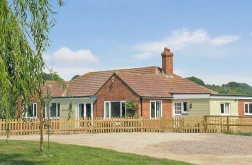Big Cottages - Delightful Rye Cottage S13979
