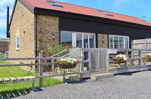 Big Cottages - Exquisite Rye Lodge S14015