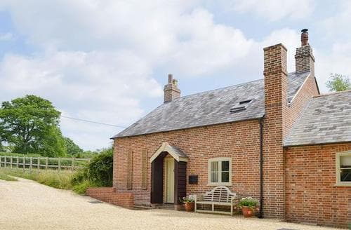 Big Cottages - Exquisite Brockenhurst Cottage S44466