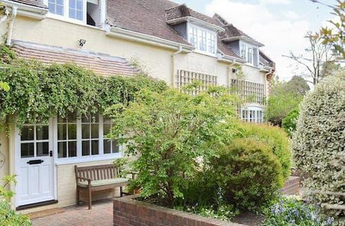 Big Cottages - Lovely Burley Cottage S14073