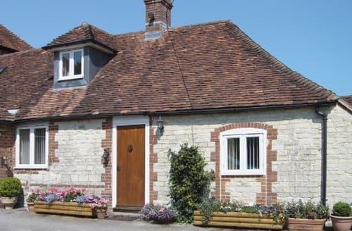 Last Minute Cottages - Adorable Petersfield Cottage S14116