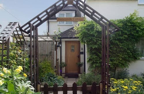 Big Cottages - Wonderful West Meon Cottage S94864