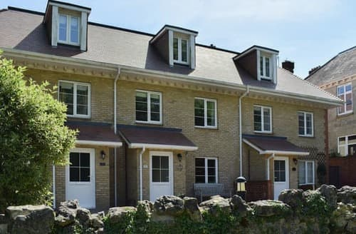 Big Cottages - Quaint Shanklin Cottage S105224