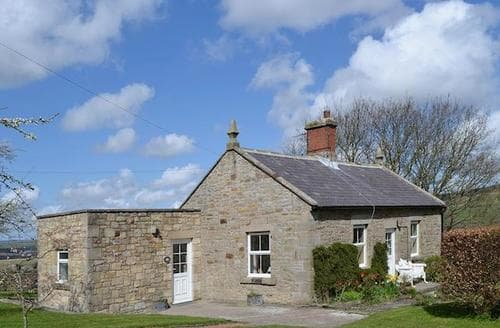 Big Cottages - Stunning Alnwick Cottage S50107