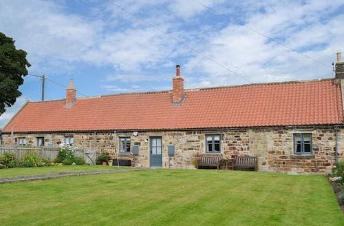 Big Cottages - Delightful Alnwick Cottage S84163