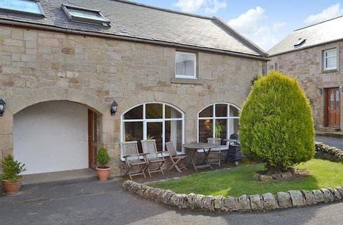 Big Cottages - Inviting Bamburgh Cottage S14425