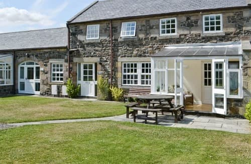 Big Cottages - Exquisite Beadnell Cottage S14492