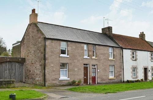 Big Cottages - Superb Berwick Upon Tweed Cottage S14505