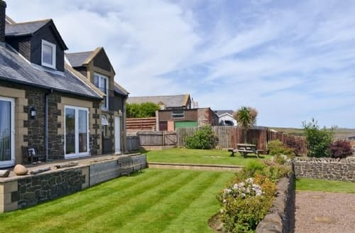 Big Cottages - Charming Craster Cottage S14528