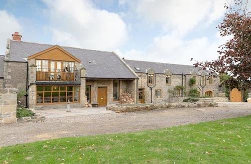 Big Cottages - Tasteful Craster Cottage S14542