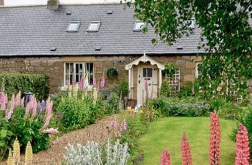 Big Cottages - Captivating Craster Cottage S14550
