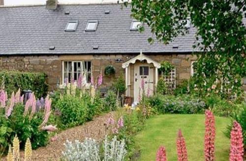 Big Cottages - Captivating Craster Cottage S14550
