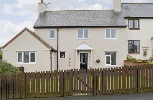 Big Cottages - Tasteful Craster Cottage S86355