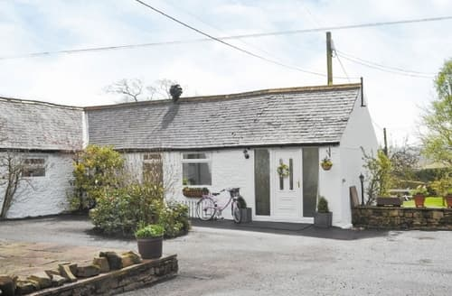 Big Cottages - Charming Haltwhistle Lodge S26633