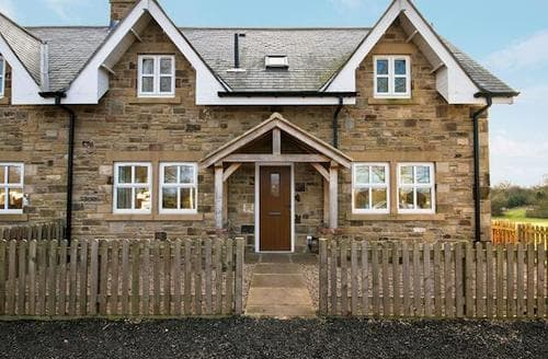 Big Cottages - Adorable Morpeth Cottage S49592