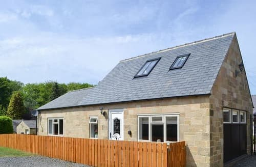 Last Minute Cottages - Gorgeous Morpeth Cottage S70139
