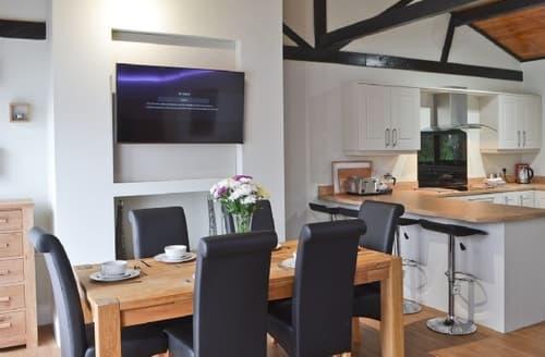 Big Cottages - Captivating Otterburn Lodge S42509