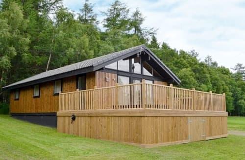Big Cottages - Inviting Otterburn Lodge S59708