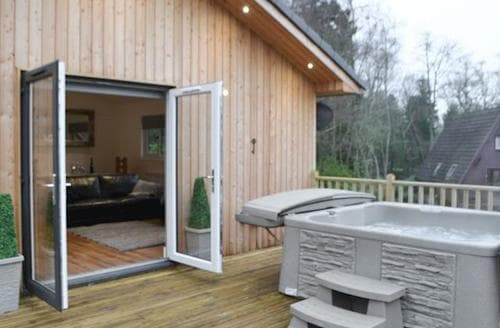 Big Cottages - Luxury Otterburn Lodge S90703