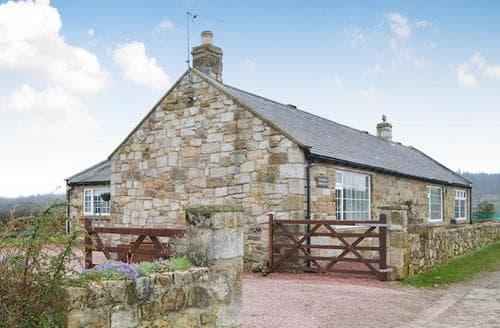 Big Cottages - Gorgeous Rothbury Cottage S79431