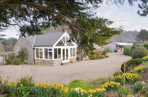 Big Cottages - Adorable Rothbury Cottage S79435